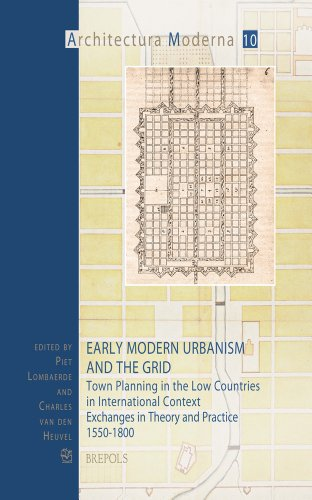 Early Modern Urbanism and the Grid: Town Planning in the Low Countries in International Context Exchanges in Theory and Practice 1550-1800