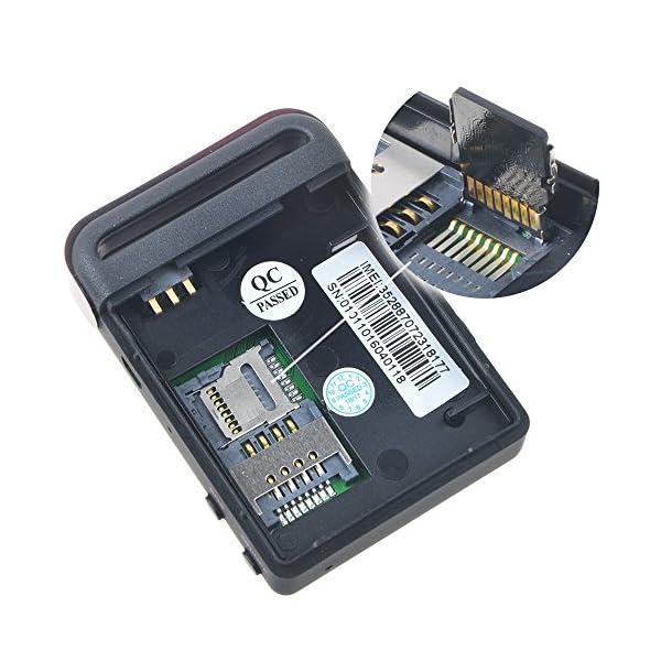 GPS Tracker 7