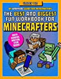 The Best and Biggest Fun Workbook for Minecrafters Grades 1-2: An Unofficial Guide for Minecrafters