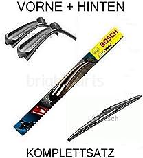 Bosch Aerotwin Scheibenwischer Set vorne + hinten