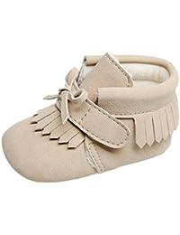 Zapatos beige Nanga infantiles