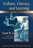 Culture, Literacy, and Learning: Taking Bloom in the Midst of the Whirlwind (Multicul...