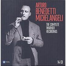 Michelangeli: The Complete Warner Recordings (Coffret 14 CD)