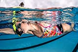 Aqua Sphere MP Michael Phelps Focus Swim Snorkel-Black, Unisex, Focus