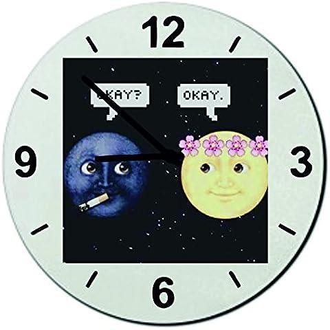 Orologi da parete Ø20 cm