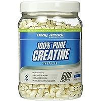 Body Attack 100% Pure Creatine Capsules, 600 Kapseln, 1er Pack (1 x 552g) preisvergleich bei fajdalomcsillapitas.eu
