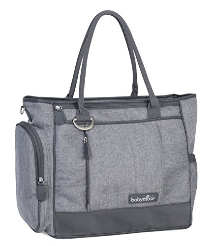 Babymoov Damen Wickeltasche Essential, smokey, A043552