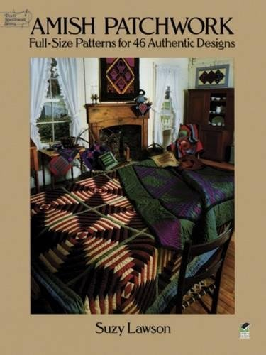 Amish Patchwork (Dover Quilting)