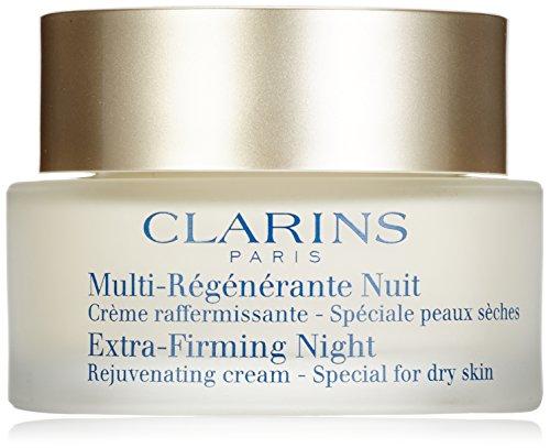 Clarins Multi-Régénérante Nuit Crème Raffermissante spéciale peaux sèches für trockene Haut...