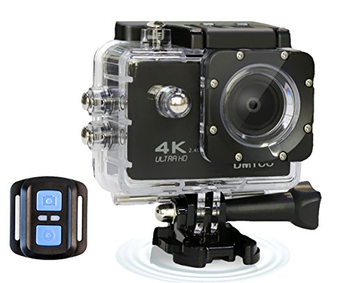 Action Camera Subacquea : Sport action camera dmyco cm k ultra hd mp wifi sport