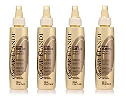 Oscar Blandi At Home Salon Glaze Shine Rinse5 Oz + Curad Dazzle Bandages 25 Ct