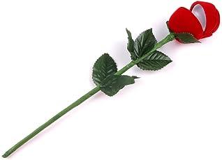 BUSDUGA - Rose 270mm , als Ringdose - perfekt für ihren Antrag