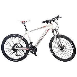 Montra Rock 4 3 Hd Hi End Bicycle (White)