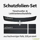 Schutzfolien-Set - SCHWARZ - VW TIGUAN ab 2016
