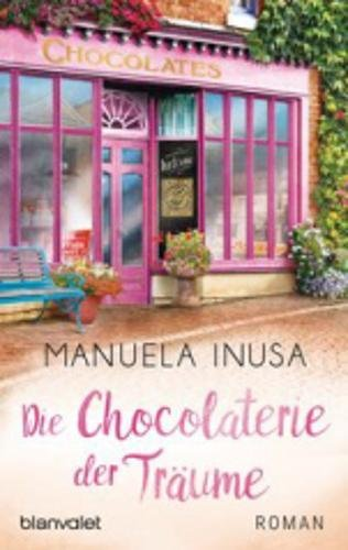 Cover des Mediums: Die Chocolaterie der Träume