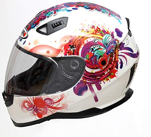 Shiro Casco SH-881 Princess Blanco (xs)