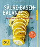 Meine Buchempfehlung: <br />Säure-Basen-Balance: Der Schlüssel zu mehr Wohlbefinden