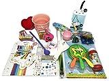 Füllung für Schultüte Mädchen Set Pferd, Einhorn, Rice, Moses ... 18 Teile!! etc Einschulung Schulstart 1. Schultag