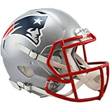 NFL New England Patriots oficial Mini réplica casco–13cm de alto