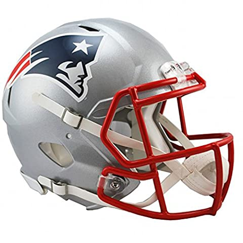 NFL New England Patriots Official Mini Replica Helmet - 13cm High