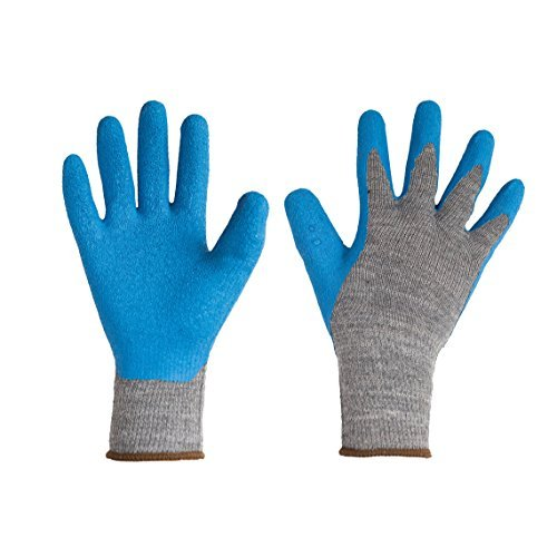 working-gloveslillypet-5-pair-gardening-gloves-for-women-men-with-polyester-nitrile-coating-protecti