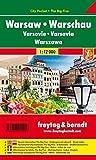 Warschau, Stadtplan 1:12.000, City Pocket + The Big Five (freytag & berndt Stadtpläne) - Freytag-Berndt und Artaria KG