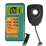 Tenmars TM-207 Solar Power Meter With 1.5M Remove Sensor Radiation Energy Tester by Tenmars TM-207