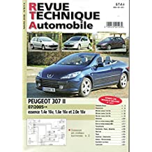 revue technique automobile peugeot 307 livres. Black Bedroom Furniture Sets. Home Design Ideas