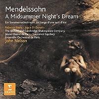 A Midsummer Night's Dream Op.61 (1843): A Dance of Clowns