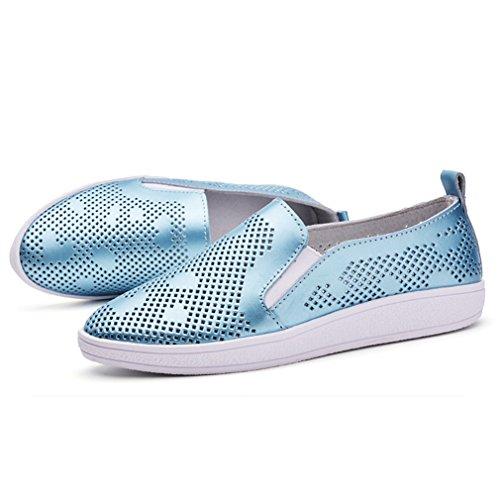 JRenok - Slippers Donna Blau