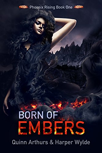 Born of Embers (Phoenix Rising Book 1) (English Edition)