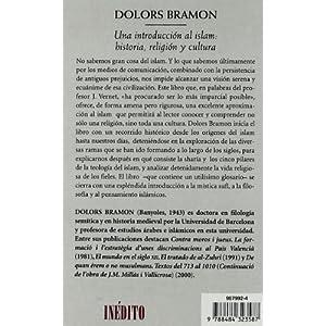 Una introducción al Islam: Religión, historia y cultura. Prólogo de J. Vernet (Biblioteca de Bolsillo)