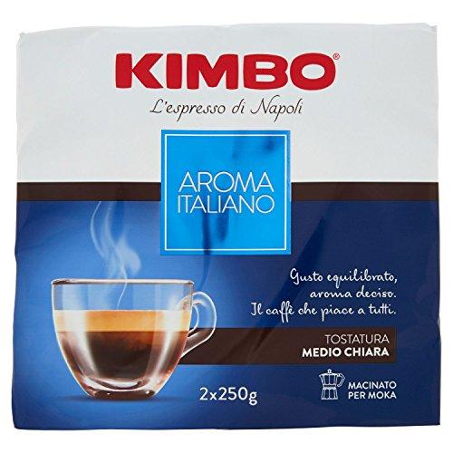 51nHEr35WXL CAFFE KIMBO MACINATO