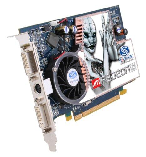 Sapphire X1650Pro PCX Grafikkarte PCI-E 256MB DDR3 TV-Out DVI (Mhz-tv Dvi-600)