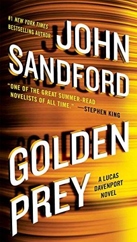 Golden Prey (A Prey Novel, Band 27)