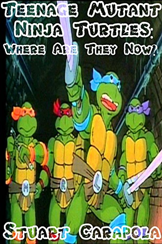 Teenage Mutant Ninja Turtles: Where Are They Now? (English (Turtle Ninja Michaelangelo)
