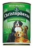Allco Christopherus Wild & Nudeln 6x400g Hundefutter
