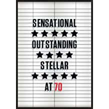 Blockbuster | 70Seventy–Carte d'anniversaire