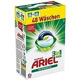 Ariel 3 in 1 Pods Vollwaschmittel, 48 Waschladungen