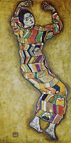Artland Qualitätsbilder I Wandbilder Selbstklebende Wandfolie 40 x 80 cm Menschen Frau Malerei Ocker C1QC Bildnis Friederike Maria Beer (80 Menschen In Kostümen)