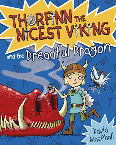 Thorfinn and the Dreadful Dragon (Thorfinn the Nicest Viking) (English Edition)