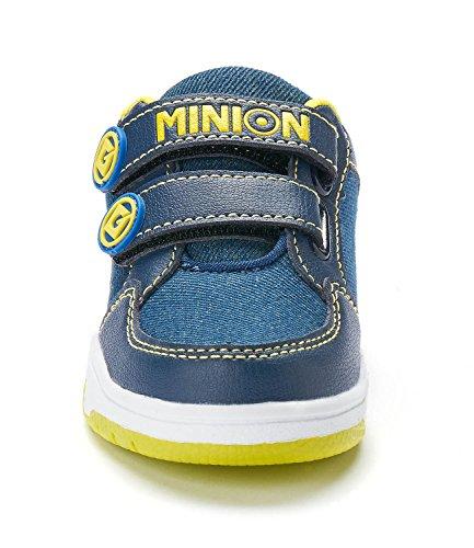 Sneaker Marinha Jovem Despicable Me Minions qAvpxw8tn