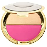 BECCA Becca x Jaclyn Hill Champagne Collection Champagne Splits Shimmering Skin Perfector Mineral Blush Duo - 0.13 oz Champagne Pop/ 0.15 oz Hyacinth