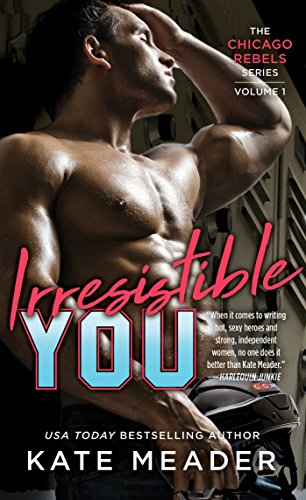 Irresistible You (The Chicago Rebels Series Book 1) (English Edition) Burton Womens-player