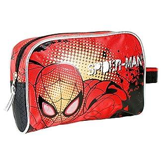 Spiderman- Neceser Adaptable a Trolley (Artesanía Cerdá 210000183)