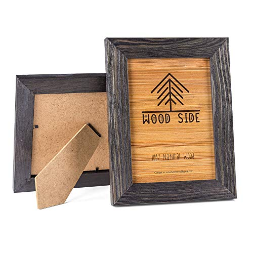 Holzbilderrahmen Abdeckung -