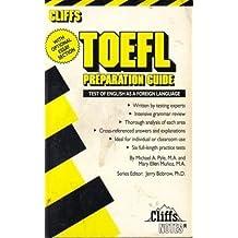 Cliffs TOEFL Preparation Guide: With Cassette