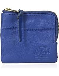 Herschel Johnny Leather Cobalt Leather