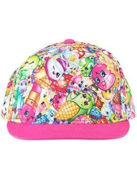 Shopkins - Gorra para niñas - Shopkins - 4 a 8 Años