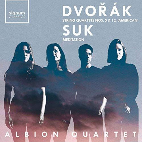 Preisvergleich Produktbild Dvorak / Suk: Streichquartette Nr. 5 & 12; Meditation Op. 35A